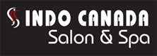 Indo Canada Salon & Spa Logo